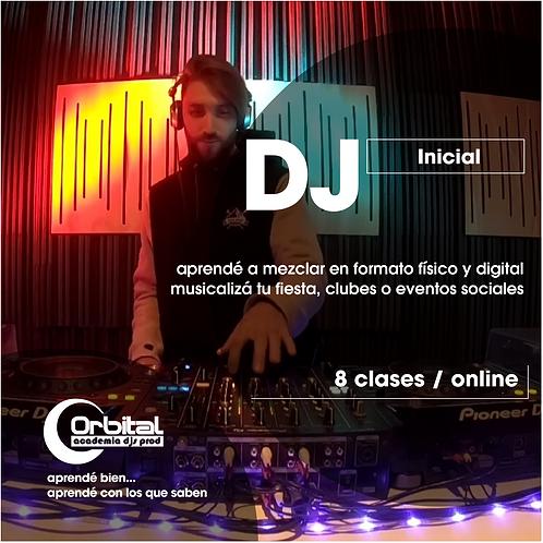 DJ INICIAL