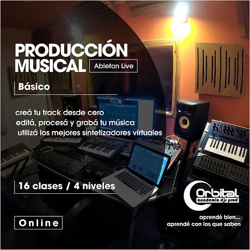 PRODUCCIÓN MUSICAL Básico