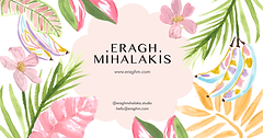 Designer for Hire surface pattern Eragh Mihalakis