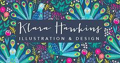 Klara Hawkins Illustration & Design