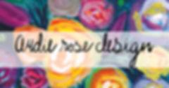 Designer for Hire Audie Rose Design