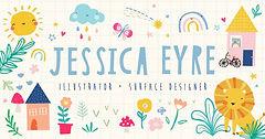 Designer for Hire website Jessica Eyre