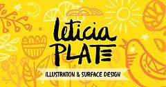 Leticia Plate