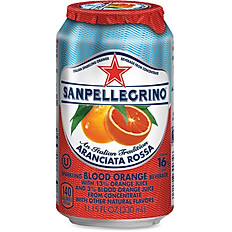 S. Pellegrino Sparkling Blood Orange