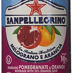 S.Pellegrino Sparkling Pom And Orange
