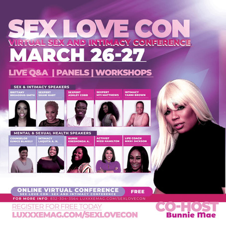 20 Black Sex Coaches & Relationship Experts Host Free Online Sex & Intimacy Conference
