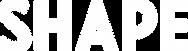 Shape Magazine Logo White.png
