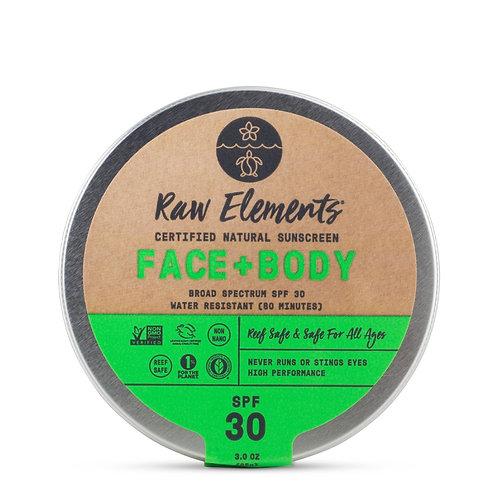 FACE + BODY TIN SPF 30 *Sin Plástico*