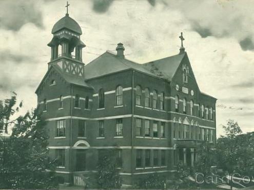 Historic Photo of School