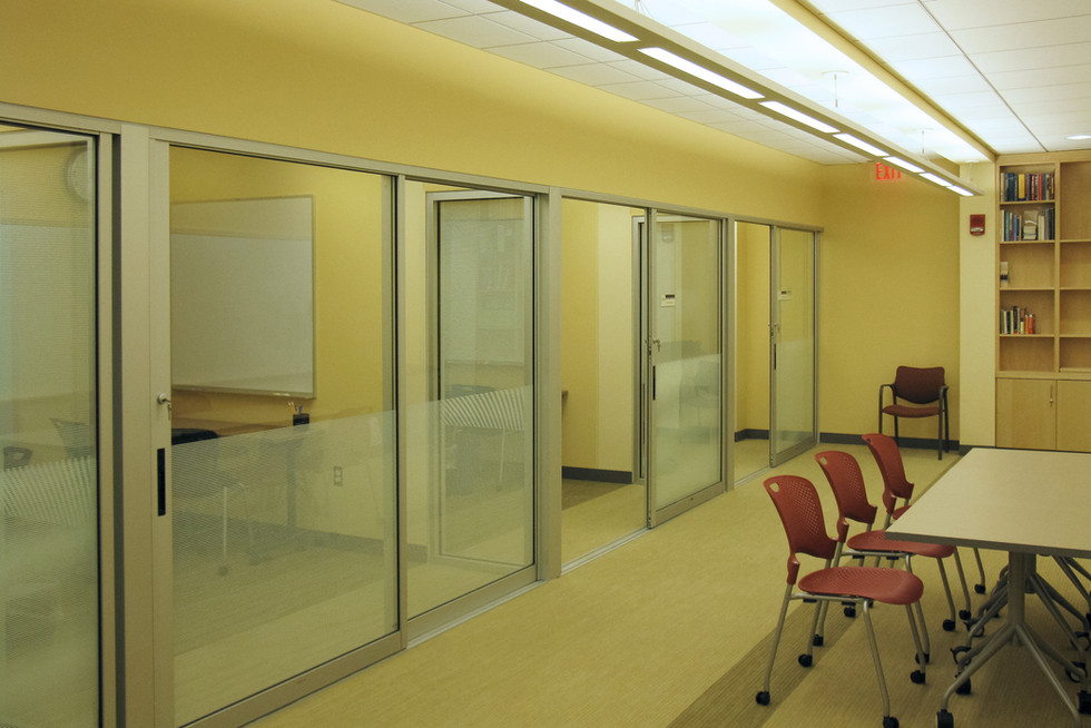 Tutoring Rooms & Study Lounge