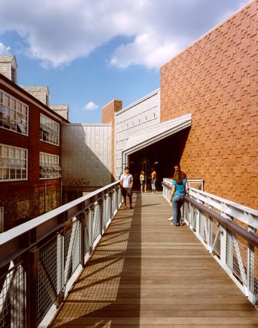 Bridge to Main Entry