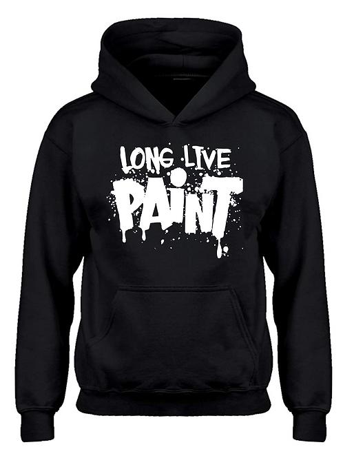 Long Live Paint - BLACK