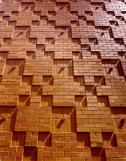 Custom Brick Pattern