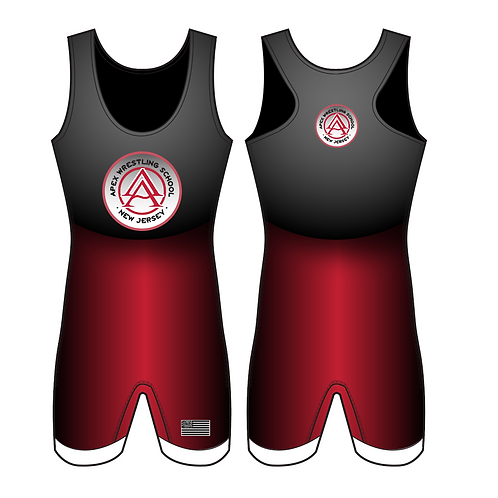 Dye Sublimated Singlet - 0002
