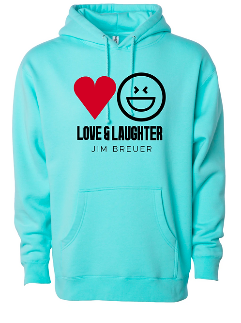 Love & Laughter - Sky Blue - 2021