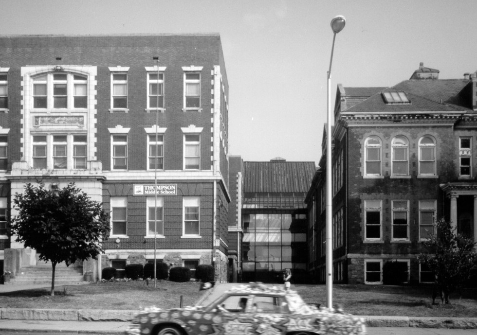 Existing Thompson Prior to Renovations