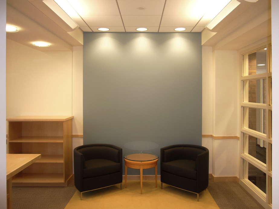 Suite Entry Waiting Area