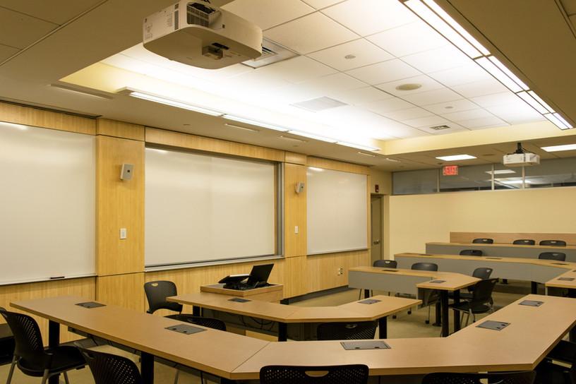 Tiered Seminar Classroom