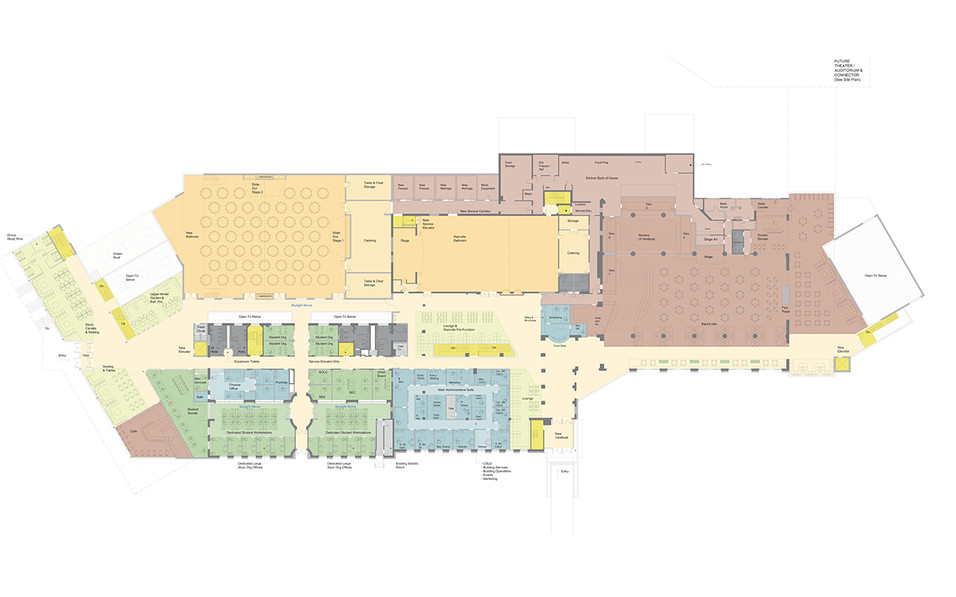 New First Floor Plan