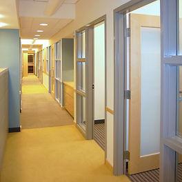 Bryant University - Advancement Suite
