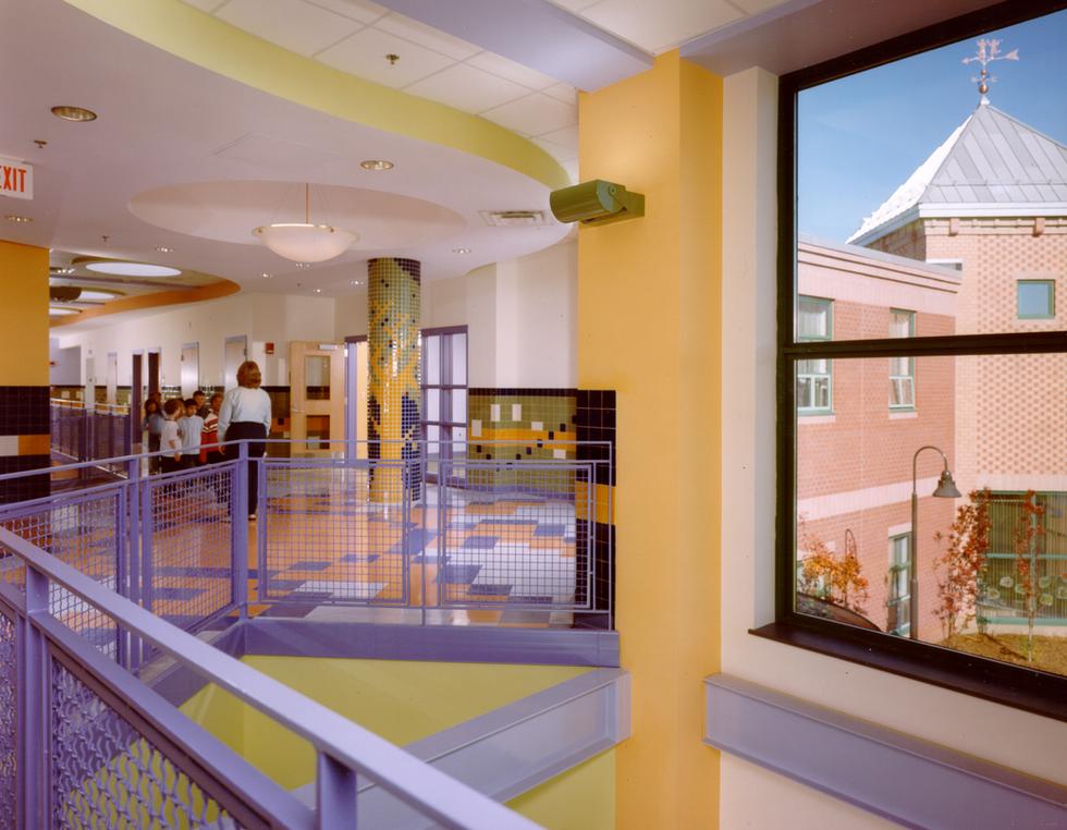 Main Lobby from Second Floor