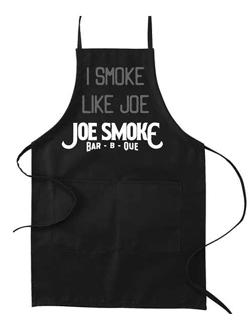 Smoke Like Joe BBQ Apron