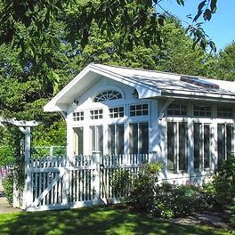 Maine Residence Sunroom