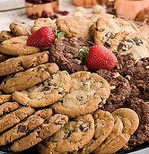 Dessert Trays/cookies and brownies