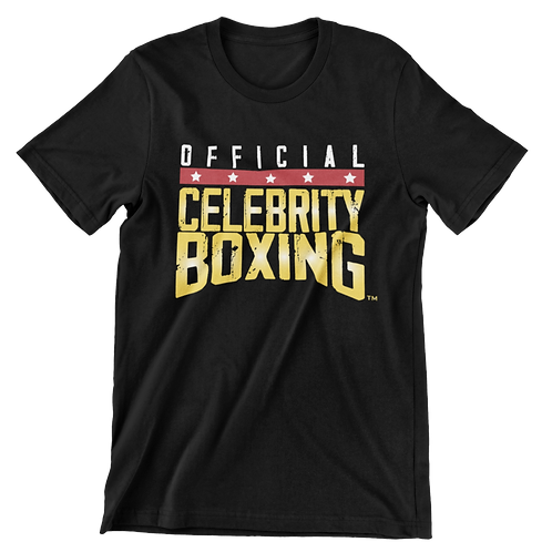 Celebrity Boxing T-Shirt