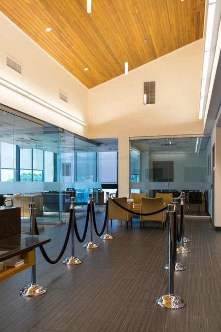 New Lobby and Waiting Area