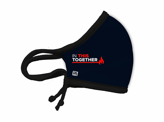 ADJUSTABLE CNCPT COVER - IN THIS TOGETHER FIRE