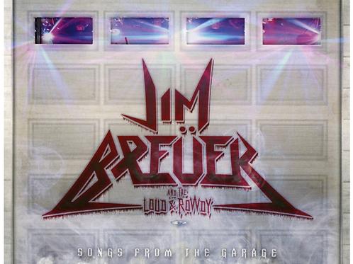 CD - Jim Breuer : Loud & Rowdy : Songs From the Garage