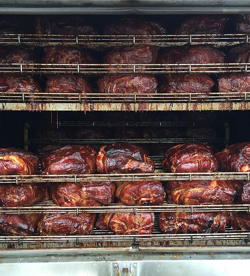 Smoked Pork Butts