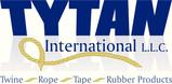 Tytan Int logo 4 X 300dpi blue tagline.j