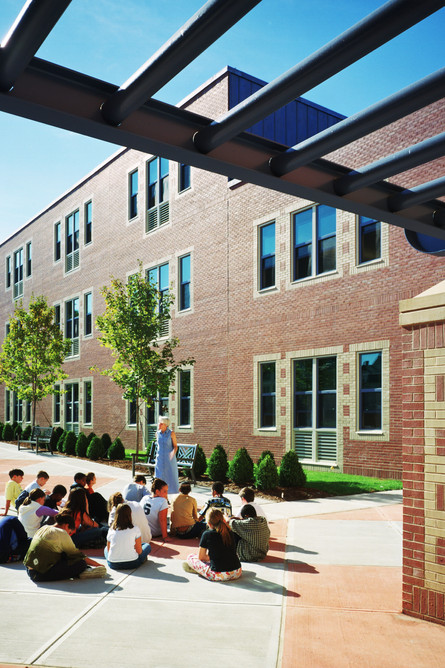 Outdoor Classroom Area