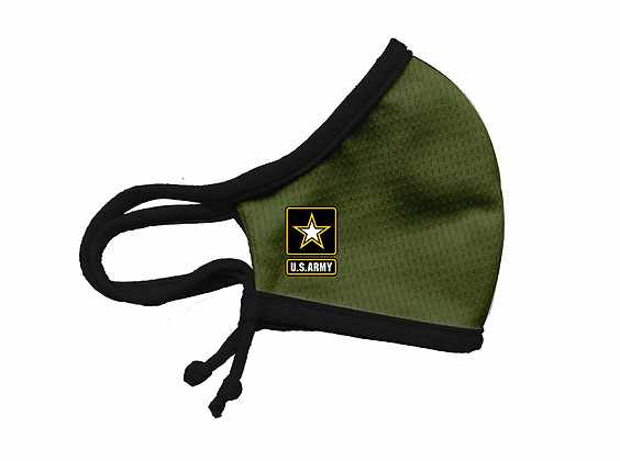 ADJUSTABLE CNCPT COVER - BLACK/US ARMY