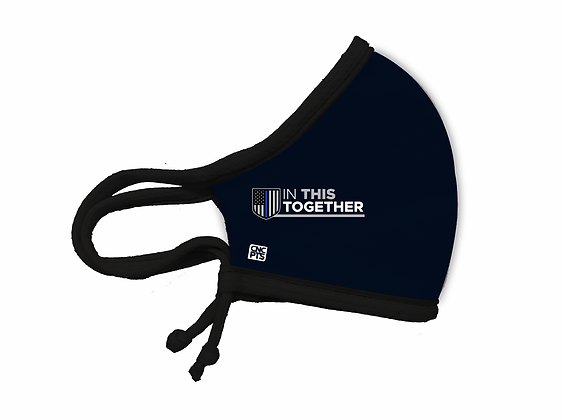 ADJUSTABLE CNCPT COVER - IN THIS TOGETHER POLICE