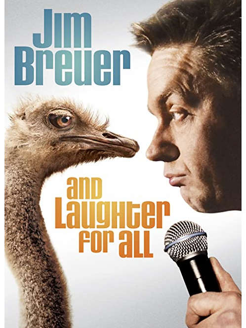 DVD - Jim Breuer and Laughter for All!