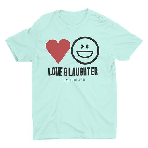L&L - T-Shirt TUR/BLK - 0135