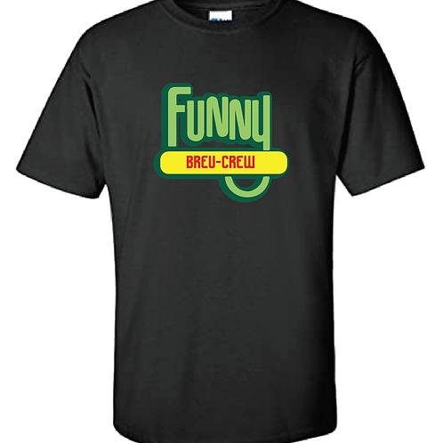 Funny BC T-Shirt - Black