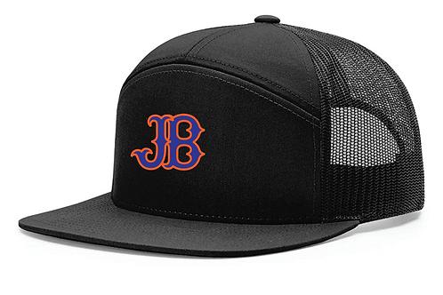 JB Snapback 7-Panel Hat