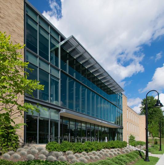 New Gaige Hall