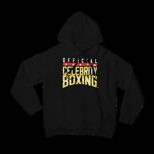 Celebrity Boxing Hoodie Black