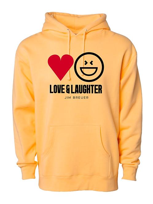 Love & Laughter - Peach - 2021