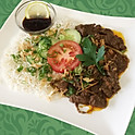 Rendang (Rindfleisch/Beef)
