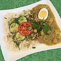 Kare Ayam (Hühnerfleisch/Chicken)