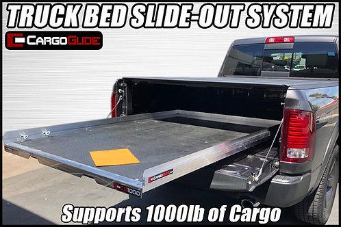 CargoGlide - Útdraganleg pallskúffa