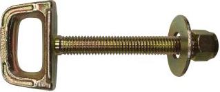 Superclamp - Screw-Style Deck Hook