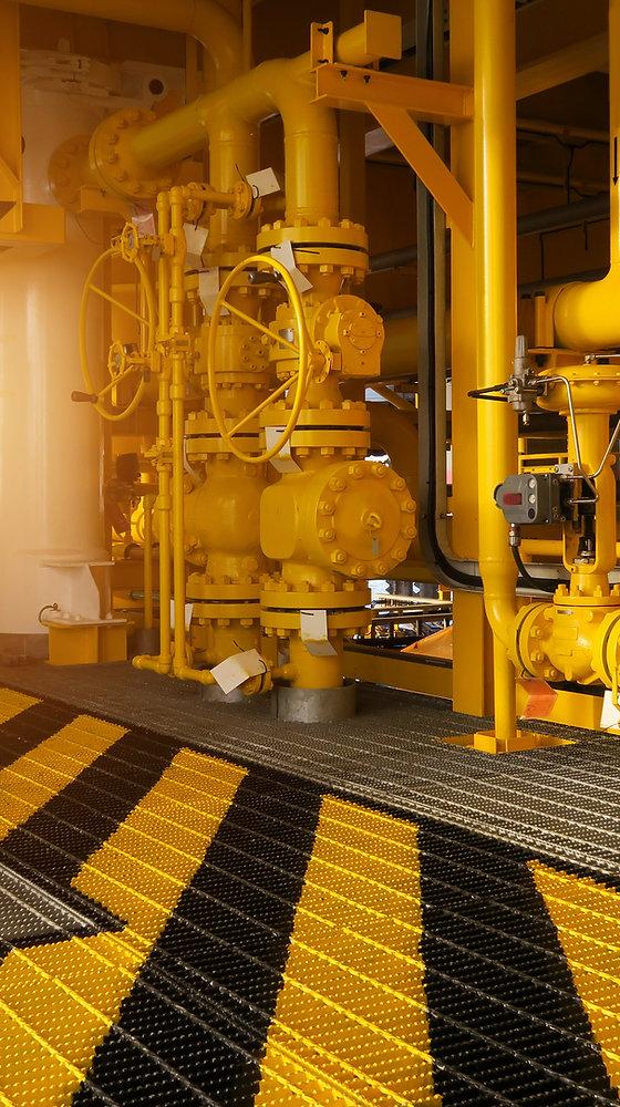 North Dakota Oil Rig, Gray Horse Energy Services LLC. Bakken ND.