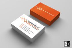 Ontwerp logo en visitekaartjes